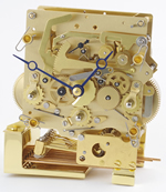 Movement 003/FS: J 0244 Front Winding Movement